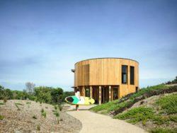 01- Andrews Beach House par Austin Maynard - Australie © Derek Swalwell