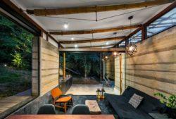 06- Guesthouse par CRU! Architectes - Brésil © nelson kon