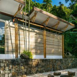 09- Guesthouse par CRU! Architectes - Brésil © nelson kon