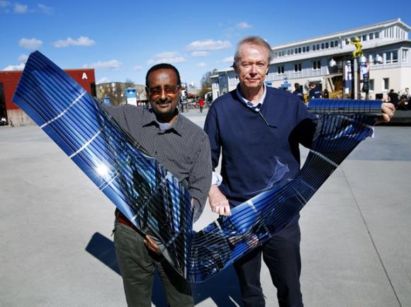 cellule solaire organique