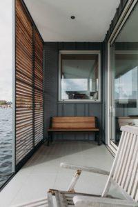 04- Floating-Villa par vanOmmeren-architecten - Haarlem, Pays-Bas