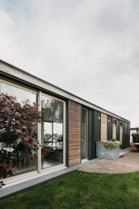 07- Floating-Villa par vanOmmeren-architecten - Haarlem, Pays-Bas