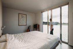 09- Floating-Villa par vanOmmeren-architecten - Haarlem, Pays-Bas