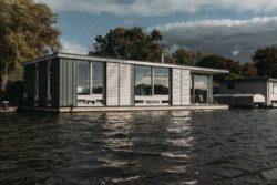 12- Floating-Villa par vanOmmeren-architecten - Haarlem, Pays-Bas