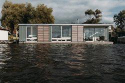 13- Floating-Villa par vanOmmeren-architecten - Haarlem, Pays-Bas