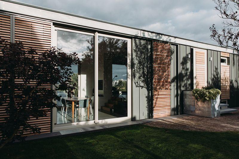 14- Floating-Villa par vanOmmeren-architecten - Haarlem, Pays-Bas
