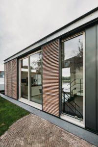 16- Floating-Villa par vanOmmeren-architecten - Haarlem, Pays-Bas