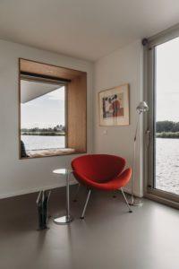 18- Floating-Villa par vanOmmeren-architecten - Haarlem, Pays-Bas
