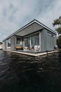 19- Floating-Villa par vanOmmeren-architecten - Haarlem, Pays-Bas