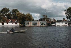 21- Floating-Villa par vanOmmeren-architecten - Haarlem, Pays-Bas