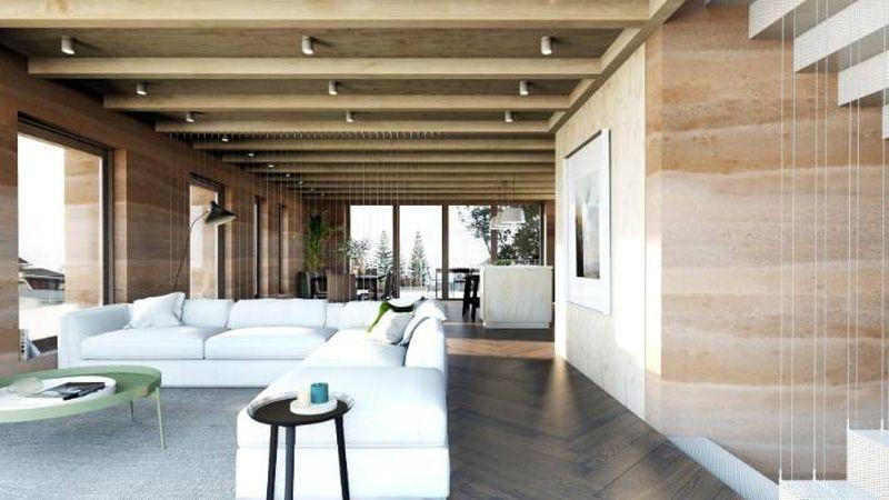 6- Passive House par Rochelle-Joel - Auckland, Nouvelle-Zélande © Abigail Dougherty