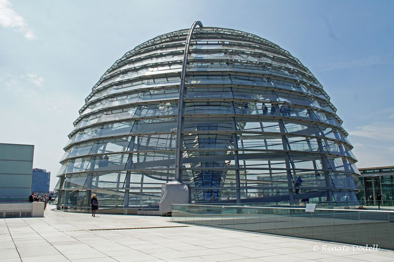 Reichstag © Renate Dodell via Flickr