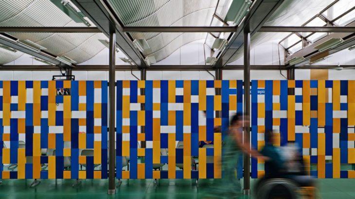 Une - Ventilation croisée, effet de cheminée - Hospital Salvador