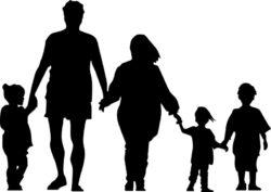 famille nombreuses