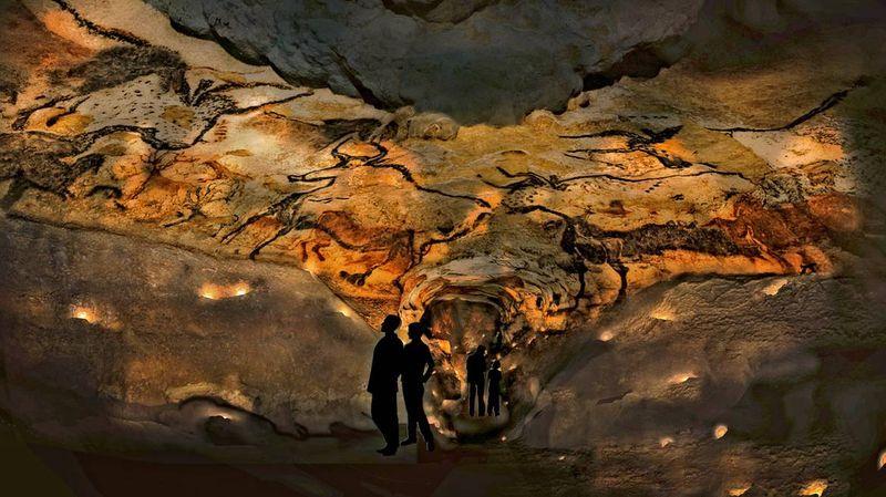 Réplique de la Grotte de Lascaux (FR-24)