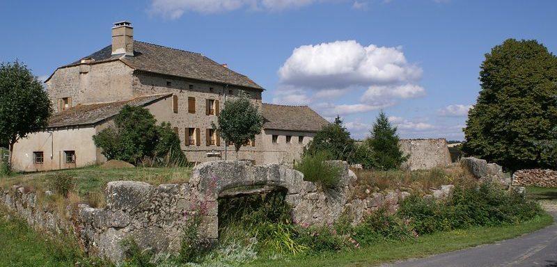 une ferme en France