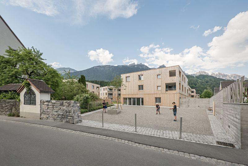 02- Maierhof par feld72 - Bludenz, Autriche © Hertha Hurnaus