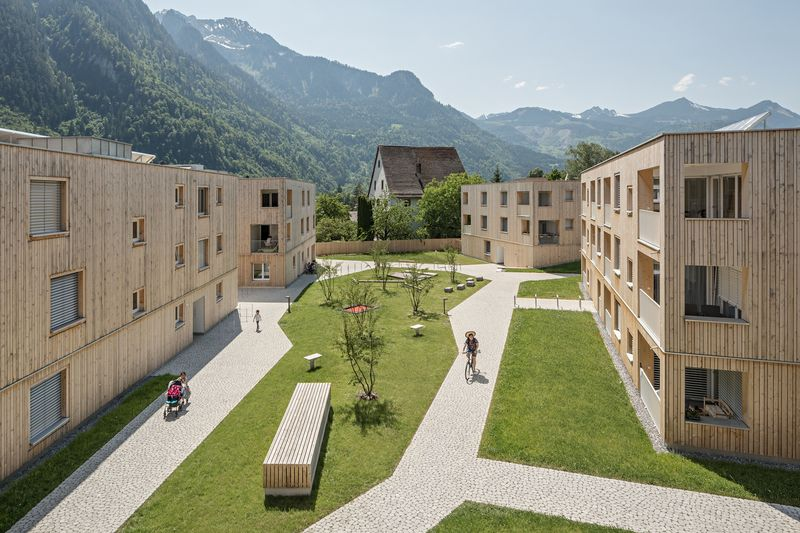 03- Maierhof par feld72 - Bludenz, Autriche © Hertha Hurnaus