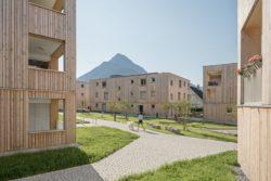 05- Maierhof par feld72 - Bludenz, Autriche © Hertha Hurnaus