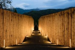 05- Retreat-Village par kooo architects - Zhejiang, Chine © Keishin Horikoshi