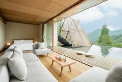 06- Retreat-Village par kooo architects - Zhejiang, Chine © Keishin Horikoshi