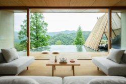 07- Retreat-Village par kooo architects - Zhejiang, Chine © Keishin Horikoshi