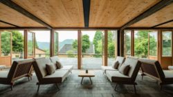 08- Retreat-Village par kooo architects - Zhejiang, Chine © Keishin Horikoshi