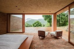 10- Retreat-Village par kooo architects - Zhejiang, Chine © Keishin Horikoshi