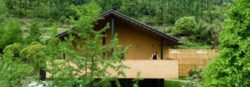 11- Retreat-Village par kooo architects - Zhejiang, Chine © Keishin Horikoshi