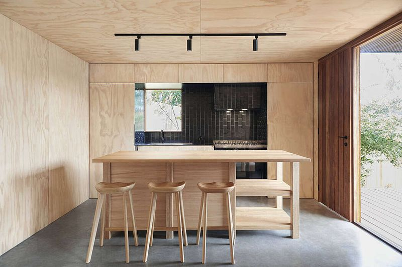 2- OCM-House par Studio Jackson Scott - Byron Bay, Australie © Ryan Jellyman