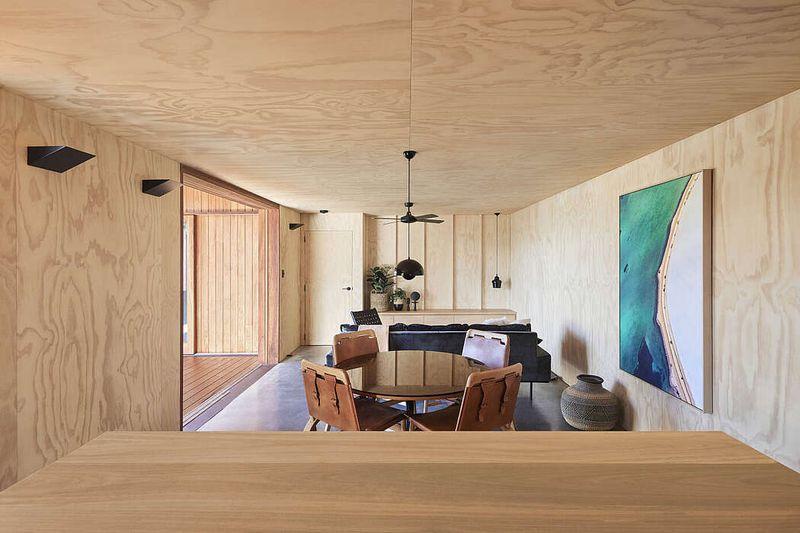 3- OCM-House par Studio Jackson Scott - Byron Bay, Australie © Ryan Jellyman