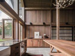 10- The-Barn-House par Paul-Uhlmann-Architects - Pullenvale, Australie © Andy Macpherson Studio