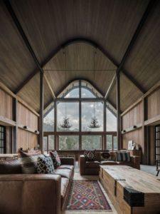2- The-Barn-House par Paul-Uhlmann-Architects - Pullenvale, Australie © Andy Macpherson Studio
