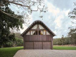 3- The-Barn-House par Paul-Uhlmann-Architects - Pullenvale, Australie © Andy Macpherson Studio