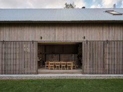 4- The-Barn-House par Paul-Uhlmann-Architects - Pullenvale, Australie © Andy Macpherson Studio