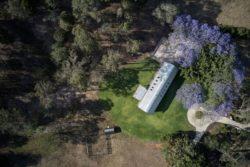 7- The-Barn-House par Paul-Uhlmann-Architects - Pullenvale, Australie © Andy Macpherson Studio