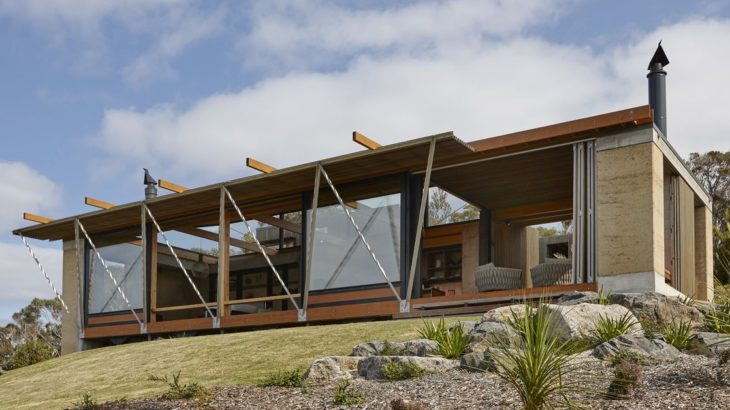 Une-Tutukaka-House par Herbst Architects - Tutukaka, Nouvelle-Zélande © Jackie Meiring