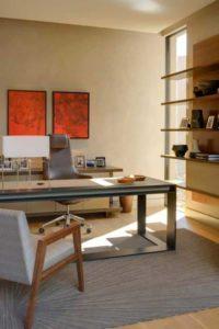 10- Rammed-Earth-Home par Kendle-Design-Collaborative - Arizona, USA © Alexander Vertikoff