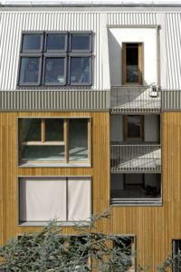 11- 26-Passive-Apartments par Benjamin Fleury - Montreuil, France © David Boureau