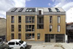 12- 26-Passive-Apartments par Benjamin Fleury - Montreuil, France © David Boureau