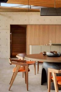 12- Rammed-Earth-Home par Kendle-Design-Collaborative - Arizona, USA © Alexander Vertikoff