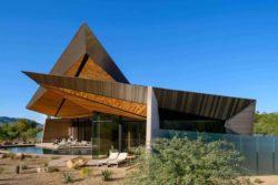 15- Rammed-Earth-Home par Kendle-Design-Collaborative - Arizona, USA © Alexander Vertikoff