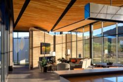 17- Rammed-Earth-Home par Kendle-Design-Collaborative - Arizona, USA © Alexander Vertikoff