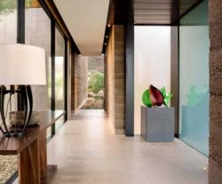 18- Rammed-Earth-Home par Kendle-Design-Collaborative - Arizona, USA © Alexander Vertikoff