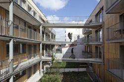 2- 26-Passive-Apartments par Benjamin Fleury - Montreuil, France © David Boureau