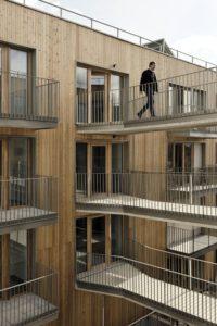 3- 26-Passive-Apartments par Benjamin Fleury - Montreuil, France © David Boureau