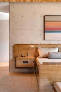 6- Rammed-Earth-Home par Kendle-Design-Collaborative - Arizona, USA © Alexander Vertikoff