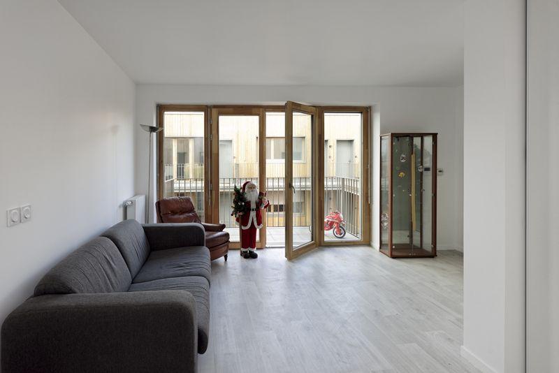 7- 26-Passive-Apartments par Benjamin Fleury - Montreuil, France © David Boureau