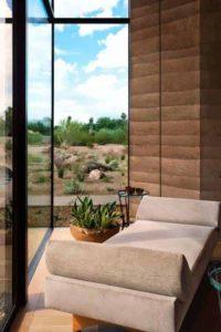 7- Rammed-Earth-Home par Kendle-Design-Collaborative - Arizona, USA © Alexander Vertikoff