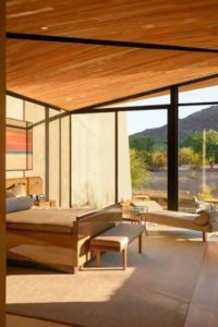 8- Rammed-Earth-Home par Kendle-Design-Collaborative - Arizona, USA © Alexander Vertikoff